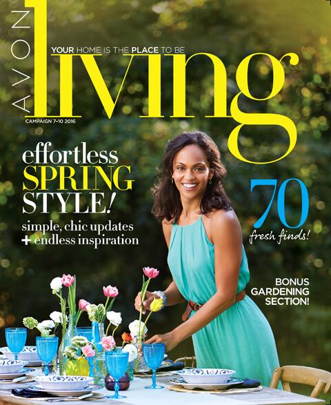 Avon Living Campaign 7-10 2016