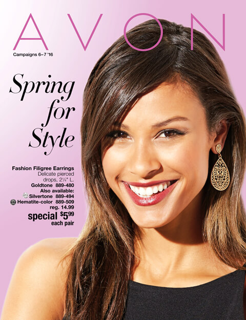 Avon Spring for Style 6/7 2016