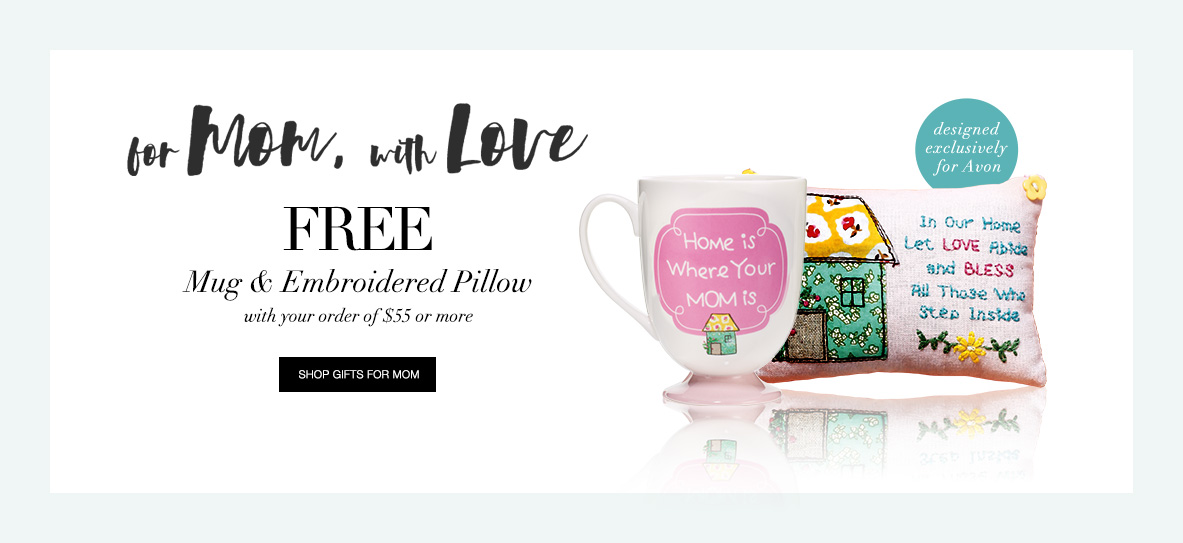 Mother's Day Gifts for Mom | Free Gift Set