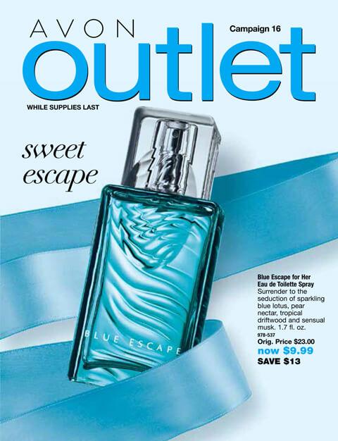 Avon Outlet Campaign 16 Online