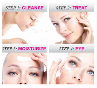 Skin Advisor 4 Simple Steps