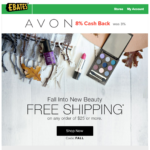 How to get the absolutely lowest Avon discount with Ebates