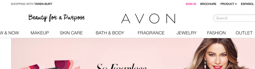 How to Register on Avon.com