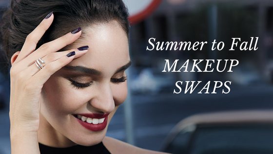 Avon Summer to Fall Makeup Swaps