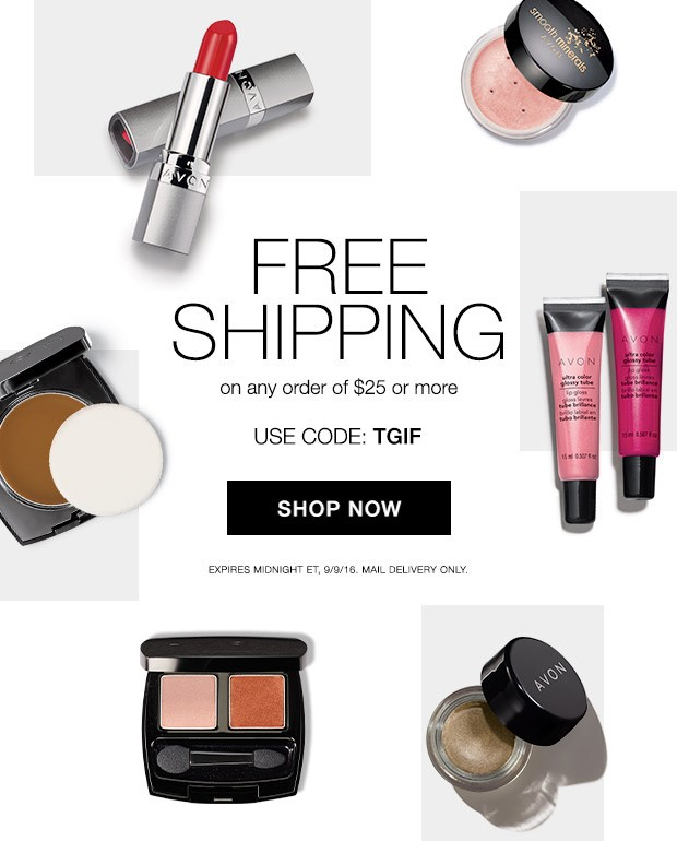 Avon Coupon Code TGIF