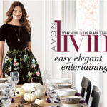 Announcing Avon Living Fall: Easy Elegant Entertaining