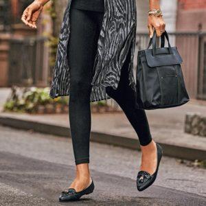Cushion Walk® Tassel-Front Felicity Flat
