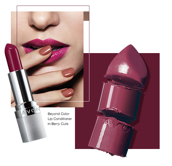 Fall To Summer Makeup Bold Lips