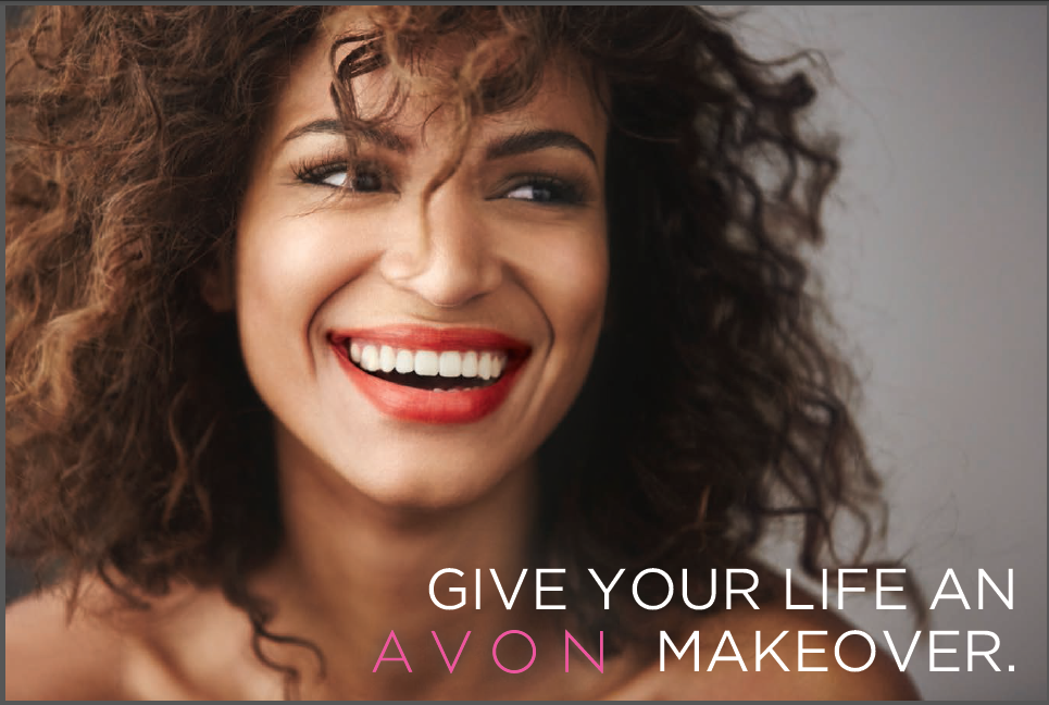 Sell Avon | Give Your Life An Avon Makeover