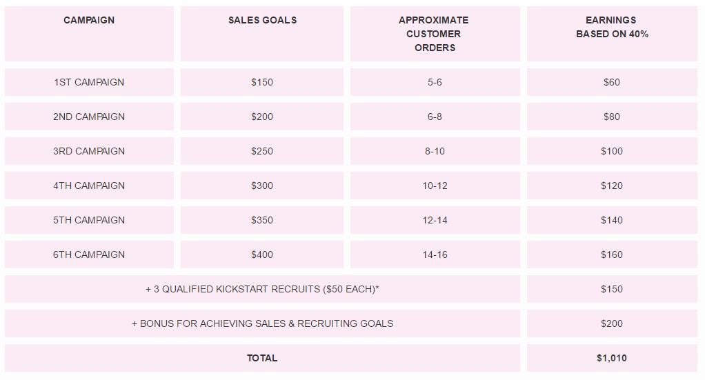 Sell Avon Kickstarter Info