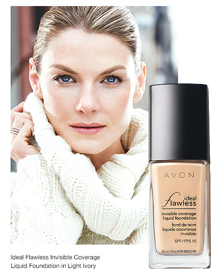 Avon Summer to Fall Makeup Switch Luminous Look