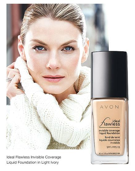 Avon Summer to Fall Makeup Switch Luminous Look