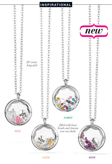 Memorable Moments Pendant Necklace