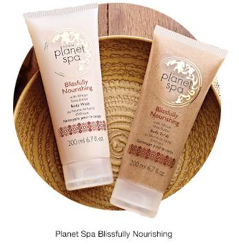 Avon Summer to Fall Makeup Nourished Skin