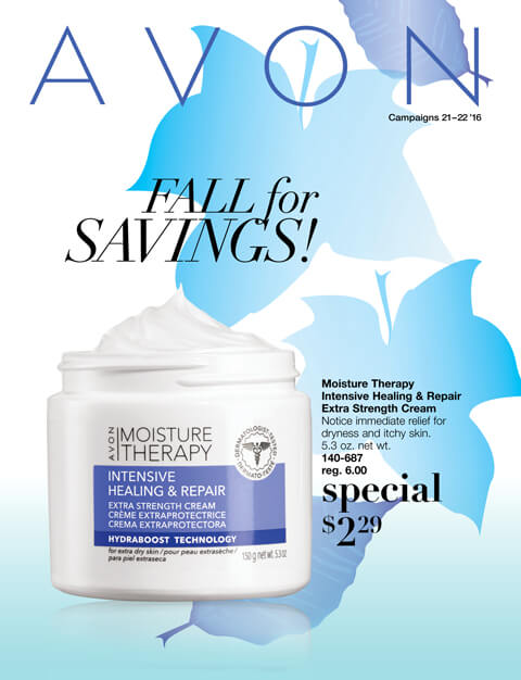 Avon Fall For Savings