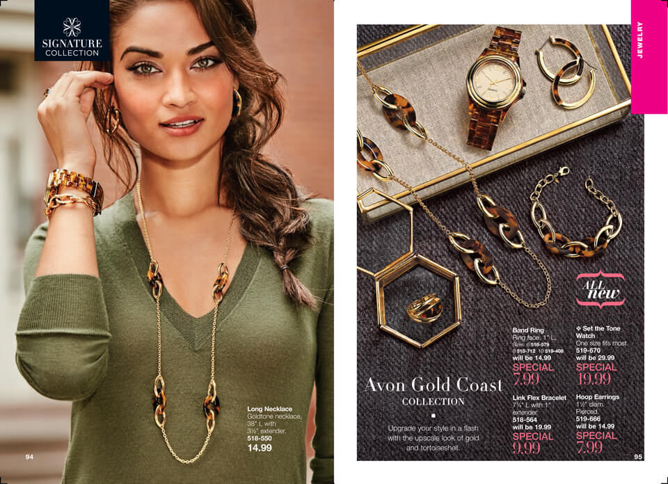 Avon Gold Coast Collection
