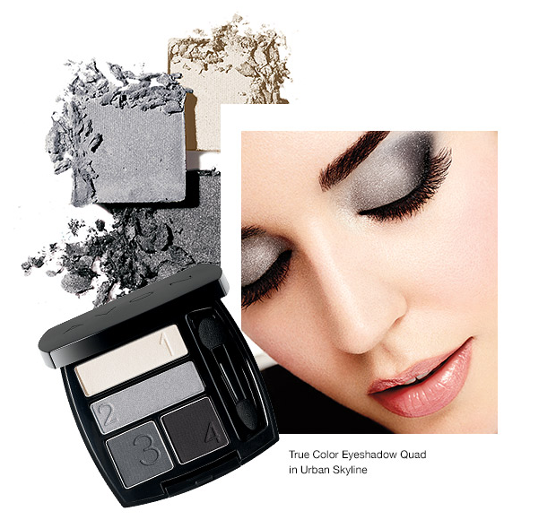 Avon Summer to Fall Makeup Smoky Eyeas