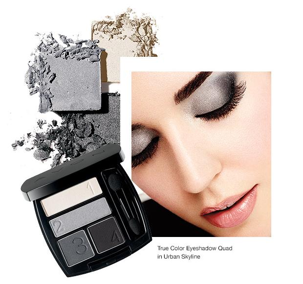 Avon Summer to Fall Makeup Smoky Eyeas