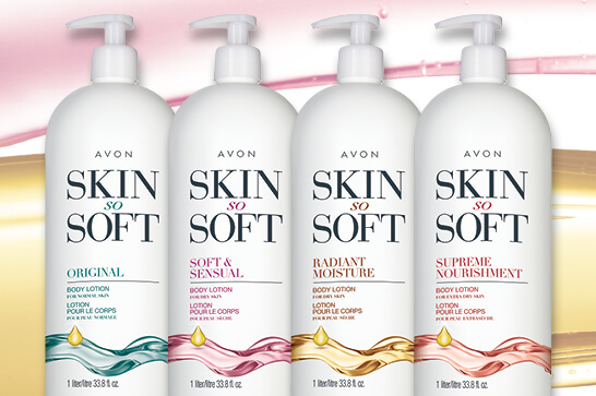 AVON Skin So Soft Sale