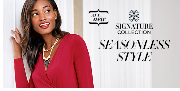 AVON Signature Collection