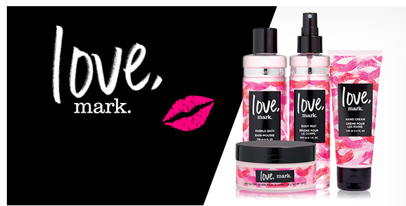 Introducing Love mark.
