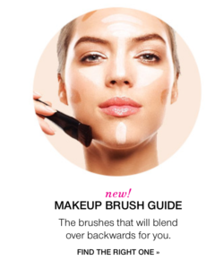 Click here for our new makeup brush guide.