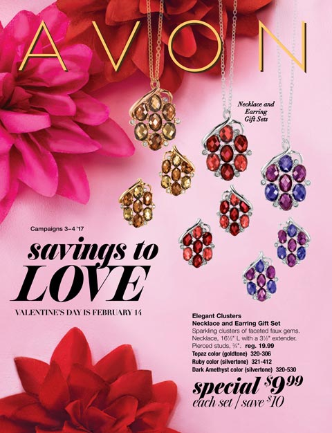 Avon Savings To Love Flyer