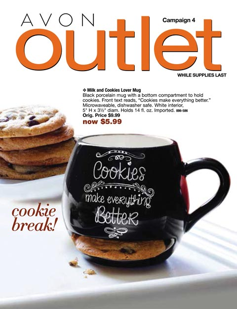 Avon Campaign 4 2017 Outlet Brochure