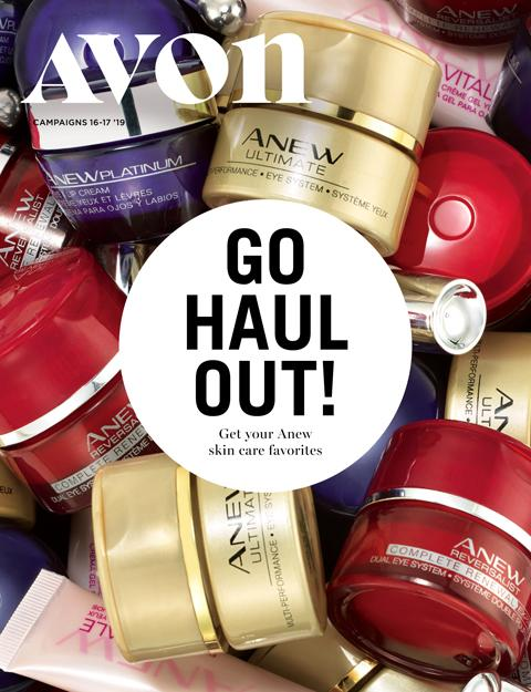 Avon Go Haul Out! Book 17-18